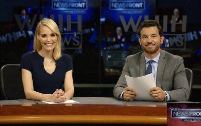 Captain America: Civil War - Featurette 1 'Avengers Impact: A WHIH Newsfront Special Report'
