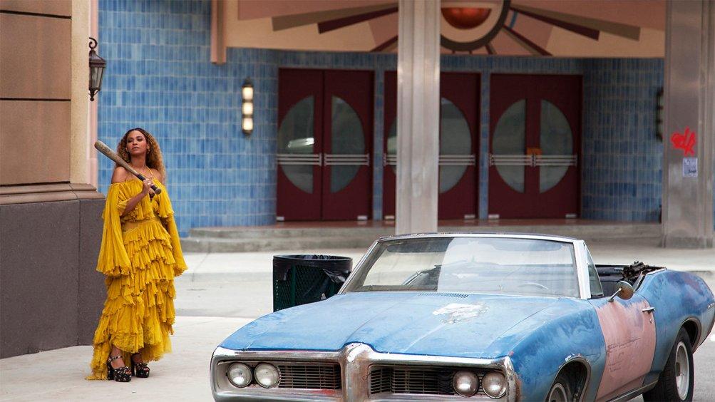 Lemonade: un momento iconico del visual album di Beyoncé
