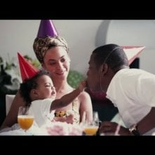 Lemonade: Beyoncé, Jay-Z e la piccola Blue Ivy