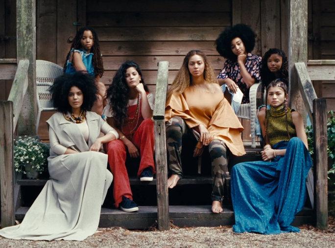 Lemonade: una scena tratta dal visual album di Beyoncé