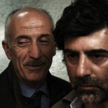Due euro l'ora: Peppe Servillo e Massimo De Matteo in una scena del film