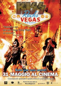 Kiss Rocks Vegas in streaming & download