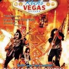 Locandina di Kiss Rocks Vegas