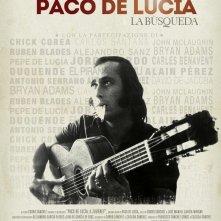 Locandina di Paco De Lucia: la busqueda