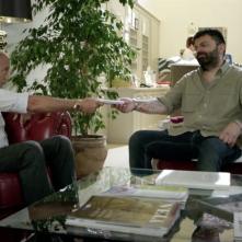 Si vis pacem para bellum: Stefano Calvagna e Massimo Bonetti in una scena del film