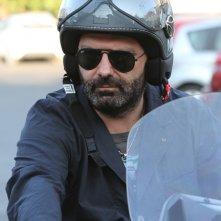 Si vis pacem para bellum: Stefano Calvagna in una scena del film