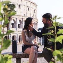 Si vis pacem para bellum: Stefano Calvagna e Francesca Fiume in una scena del film