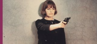 Jeanne Moreau in La sposa in nero