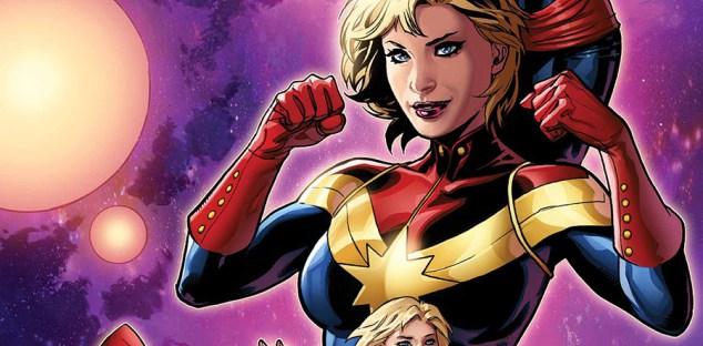 Captain Marvel potrebbe apparire in Avengers: Infinity War?
