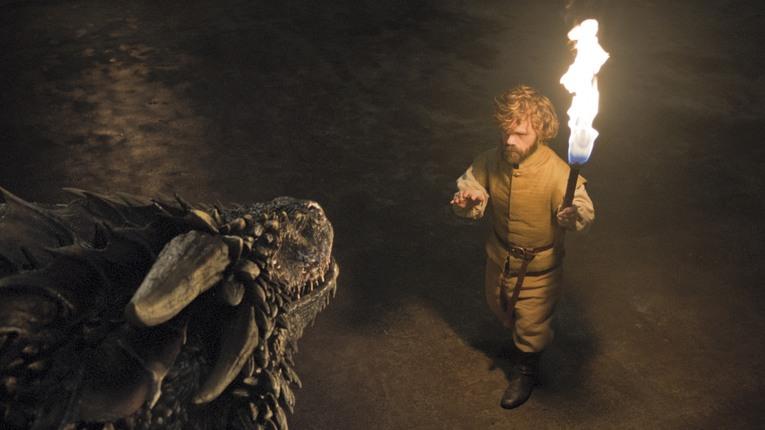 Il trono di spade: Tyrion libera i draghi nell'episodio Home