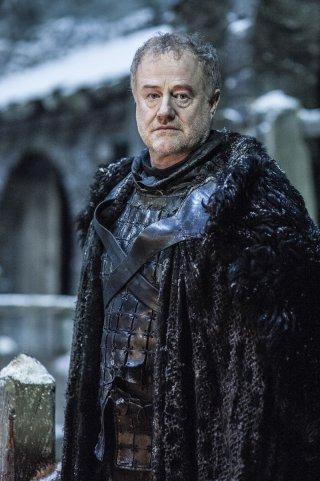Il trono di spade: l'attore Owen Teale nella puntata Home