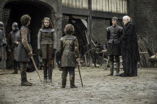 Il trono di spade: Bran e Il Corvo a Tre Occhi osservano il passato in Home