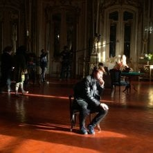 Last Days of Louis XIV: un'immagine dal set del film