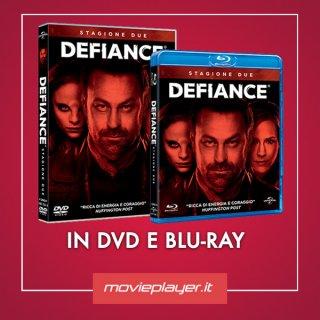 le cover di Defiance - Stagione 2
