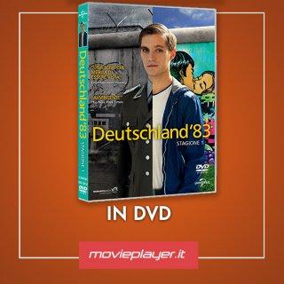 la cover DVD di Deutschland 83 - Stagione 1
