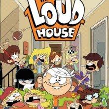 Locandina di A Casa dei Loud