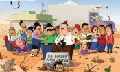 Bordertown, la nuova serie animata di Seth MacFarlane su Fox Animation