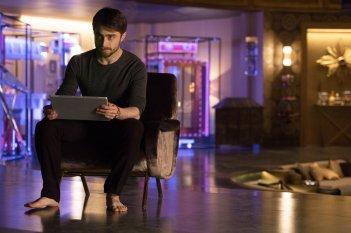 Now You See Me 2: Daniel Radcliffe in una scena del film