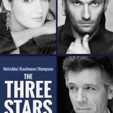 Locandina di Three Stars in Munich