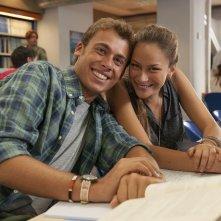 Miami Beach: Camilla Tedeschi e Filippo Laganà in un'immagine promozionale