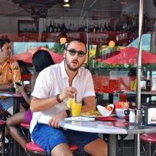 Miami Beach: Emanuele Propizio in una scena del film