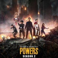Powers: un poster per la seconda stagione