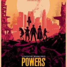 Powers: una locandina per la seconda stagione
