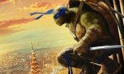 Tartarughe Ninja: Fuori dall'ombra - Tartarughe dal cielo nel trailer!