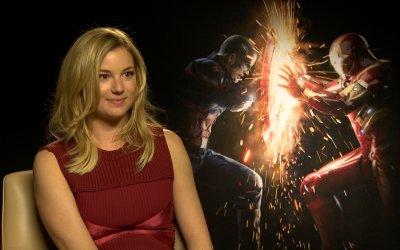 Civil War, parla Sharon Carter: intervista ad Emily Van Camp
