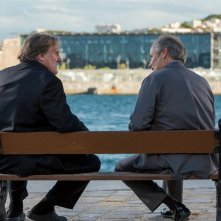 Marseille: l'attore Gérard Depardieu in una foto della serie