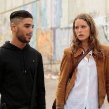 Marseille: Nassim Si Ahmed e Stéphane Caillard in una foto della serie
