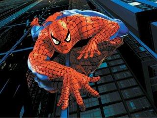 Uno Spider-Man a fumetti