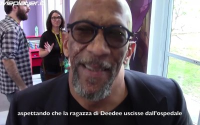 Outcast: Video-intervista a Reg E. Cathey