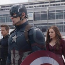 Captain America: Civil War - il Team Cap pronto al duello
