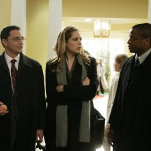 West Wing: Joshua Malina, Janel Moloney e Dulé Hill