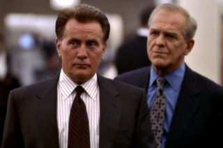 West Wing: il protagonista Martin Sheen