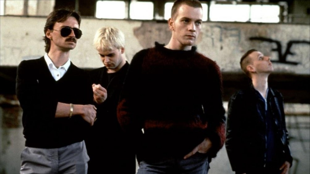 Trainspotting, una immagine promo del film