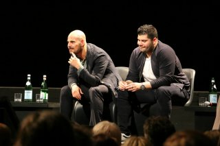 Gomorra 2: alla conferenza stampa