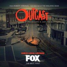 Outcast: un'immagine promozionale per la serie