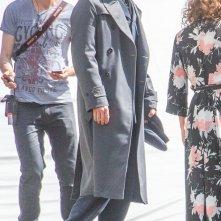 Allied: Brad Pitt e Lizzy Caplan sul set