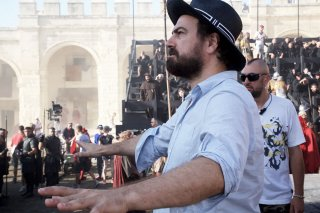 Assassin's Creed: il regista Justin Kurzel sul set