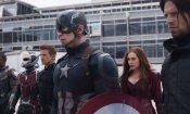 Box Office USA: Captain America: Civil War apre con 181,8 milioni!