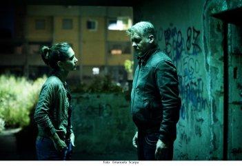 Gomorra: Cristiana Dell'Anna e Fabio De Caro interpretano Patrizia e Malammore