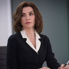 The Good Wife: la protagonista Julianna Margulies