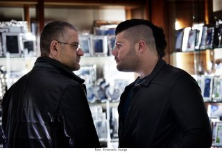 Gomorra: Fortunato Cerlino e Salvatore Esposito interpretano Pietro e Genny
