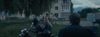 Graduation: un'immagine tratta dal film