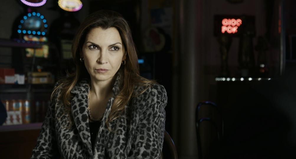 Maria Pia Calzone è Donna Imma in Gomorra - la serie