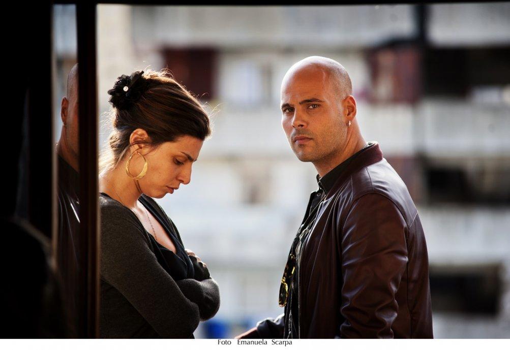 Gomorra: Marco D'Amore interpreta Ciro in una foto della seconda stagione