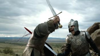 Il trono di spade: la battaglia alla Torre della Gioia mostrata in Oathbreaker