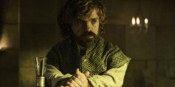 Il trono di spade: Peter Dinklage in una foto dell'episodio Oathbreaker